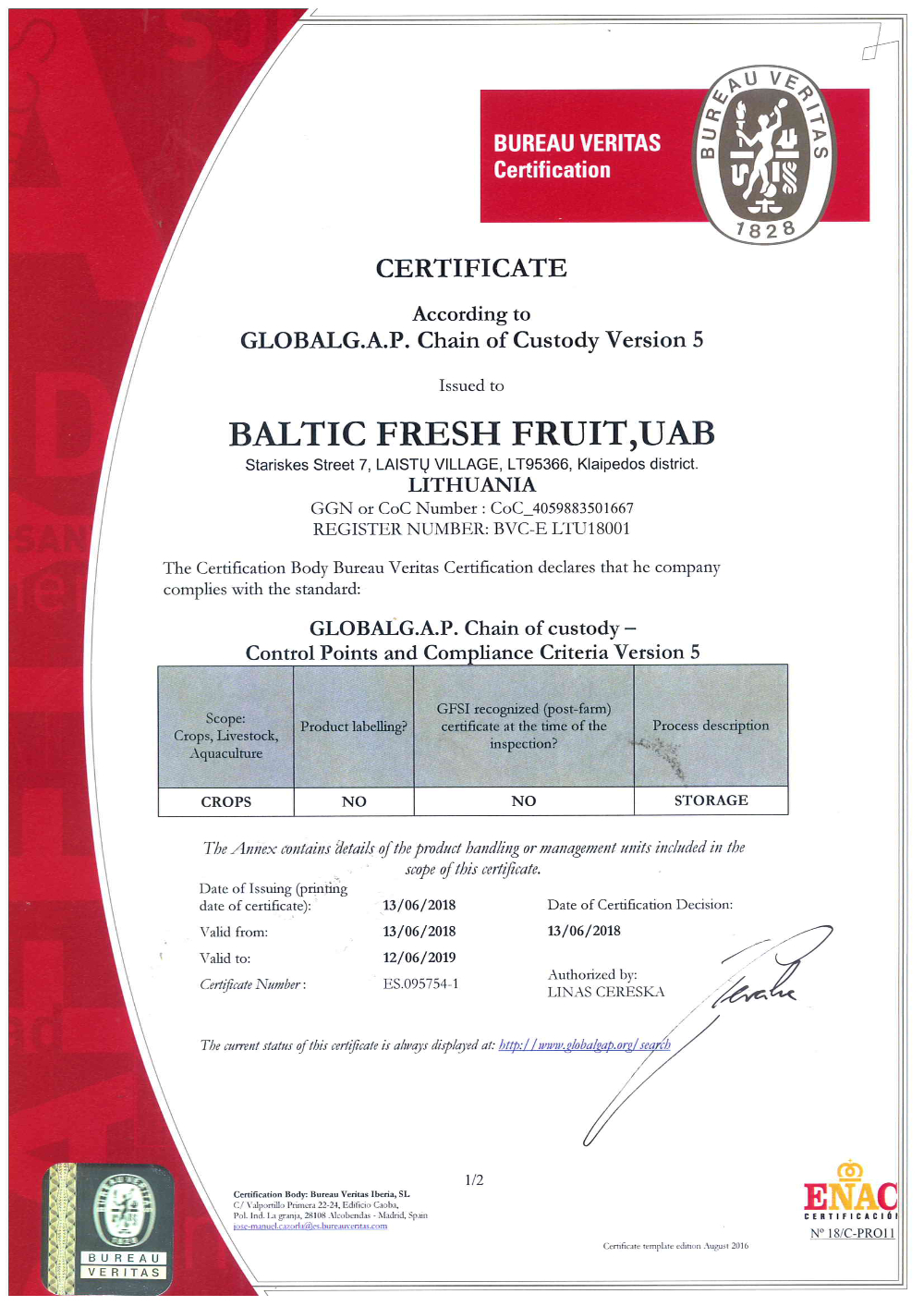 Baltic Fresh Fruit | Fruit and vegetable wholesale trade